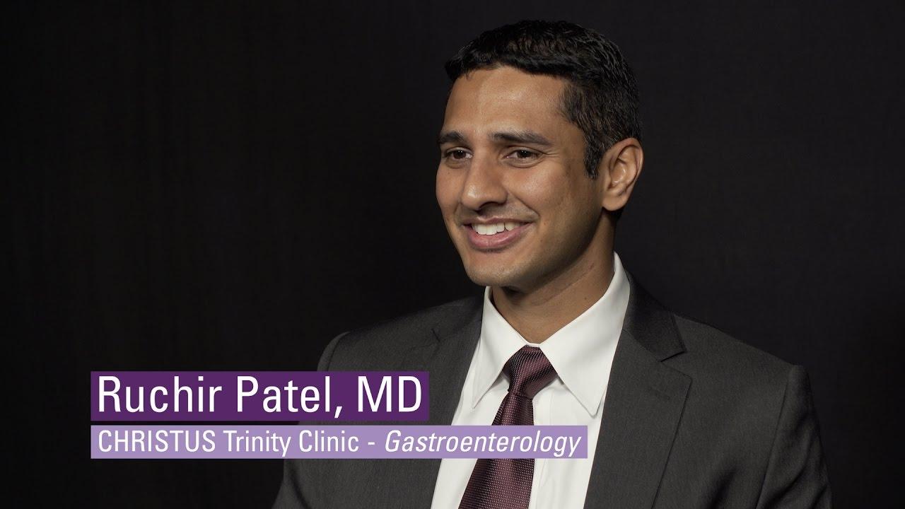 TrinityTALK profiles - Ruchir Patel, MD