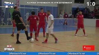 Offenbacher Hallenfussball Stadtmeisterschaften 2020 - Tag 3 (The Finals)