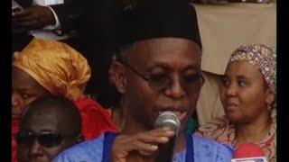 Former FCT Minister Nasir El-Rufai Declares for Kaduna State Governorship