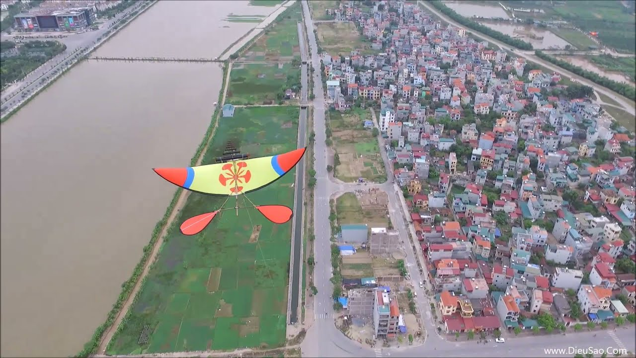 Những cảnh quay đẹp nhất về Diều Sáo