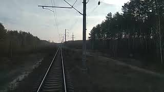 Газопровід під ж.д. шляхами Славутич - Неданчичі