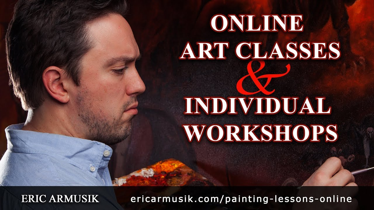 Eric Armusik - Page - Private Art Lessons