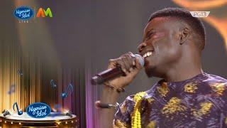 Top 11 - Kingdom– 'The Lion Sleeps Tonight' – Nigerian Idol | Africa Magic | S6 | E7 | Africa Magic