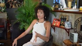 Rencontre avec :Tahiana GUSTAVE, de la Guadeloupe aux défilés hautes coutures.