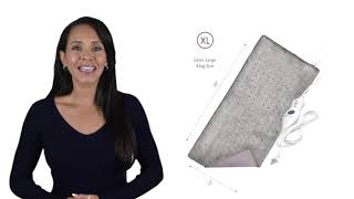 Product Demo Heating Pad - Promo Video