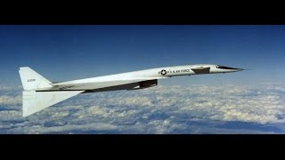 XB-70 Valkyrie Worlds Fastest Bomber Aircraft USAF