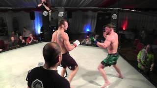 Lion Fighting Championships - LFC 3 Sean Flynn VS Frankie 'Vet' Rollandt