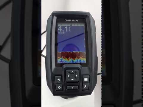 Get past a dark screen on your Garmin Striker  Please Click like if this  helps