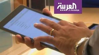 خطوط عربية تقلع عن الأجهزة الإلكترونية وتبدأ