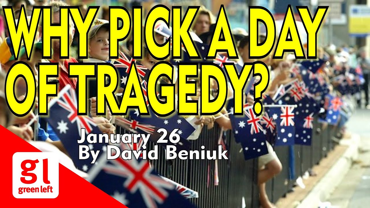 Free Talk Monday January 26th Agreeing >> Australia Day Invasion Day Creative Spirits