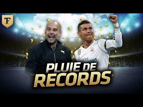 Guardiola, Ronaldo, pluie de records - La Quotidienne #163