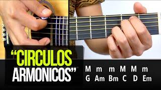 """""""Círculos Armónicos Mayores"""" Aprende Guitarra #13"""