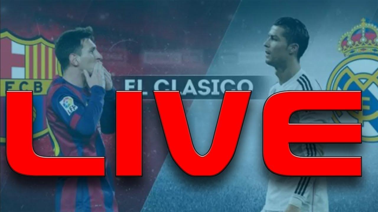 Live El Clasico