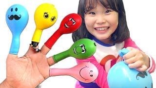 라임의 핑거패밀리 인기동요 수영장 묶음 영상 Finger Family + More Nursery Rhymes & Kids Songs | LimeTube
