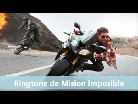 Ringtone de Mision Imposible