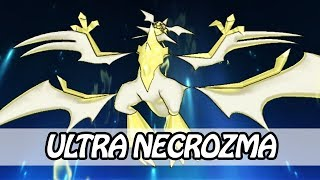 Ultra Necrozma - Transf๐rmation + Z-MOVE - Light That Burns The Sky