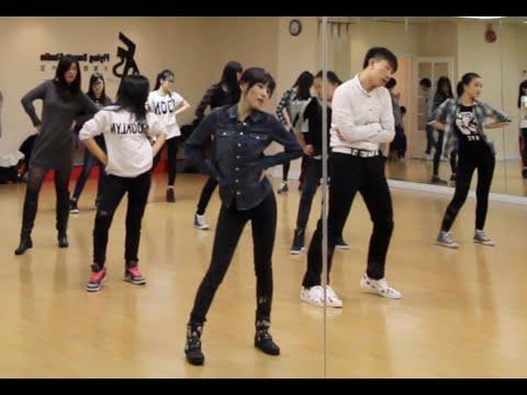 KPOP: 효린(Hyolyn) X 주영(JooYoung) - 지워(Erase) Feat. 아이언(Iron)  First Practice