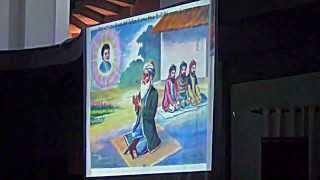 Sikh History With Projector - Shri Guru Gobind Singh Ji Maharaj - Bhai Pardeep Singh Ji Machhiwara
