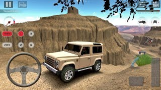 OffRoad Drive Desert #4 Level 6 - Car Game Android IOS gameplay
