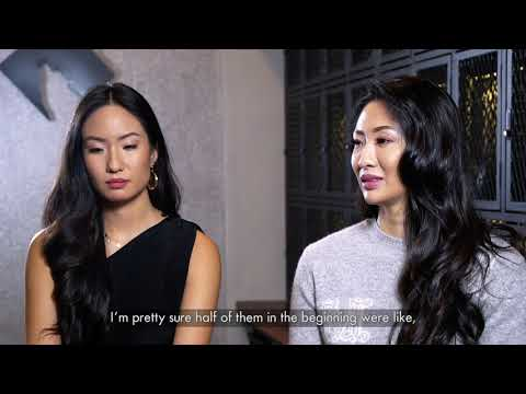 Crubox: The Origin Story as told by Bebe and Valerie Deng