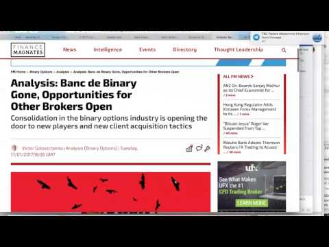Scam Broker Investigator • Banc de Binary Review