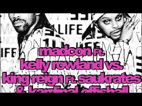Madcon  One Life ft. Kelly Rowland).mp3