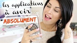Les applications à avoir ABSOLUMENT + mes coques préférées ! thumbnail