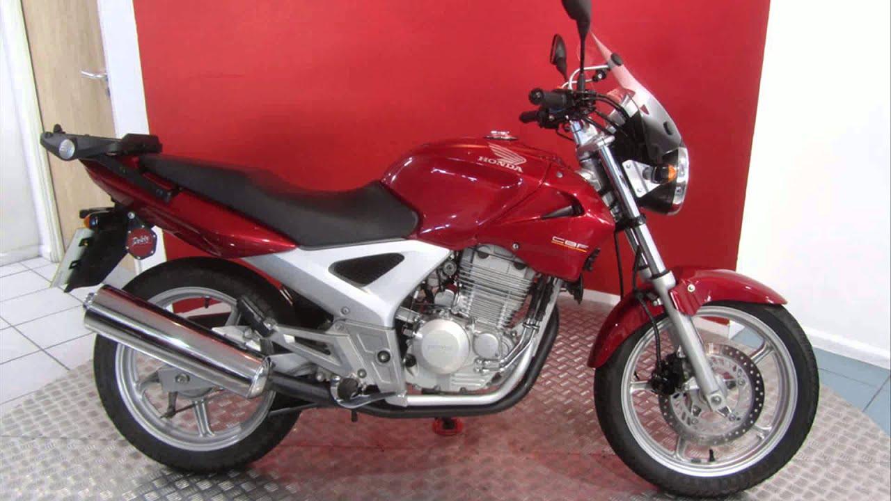 Honda Cbf250 Youtube
