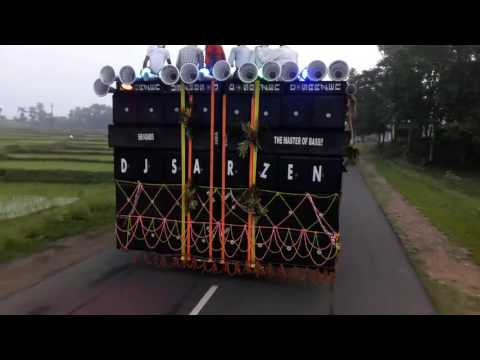 DJ SARZEN 44000 WATTS ROADSHOW
