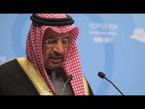 His Excellency Khalid Al-Falih