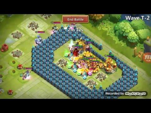 Castle Clash - HBM T