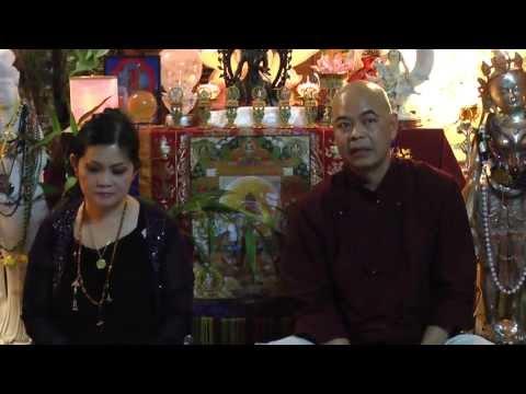 Phowa - Giới Thiệu Khóa Tu Chuyển Di Thần Thức Năm 2014 & 2015 Part 3