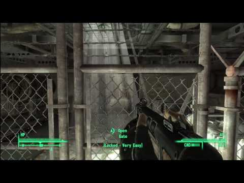 Fallout 3 Episode 3: Through the Metro Station | GamersCast
