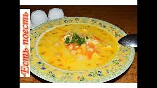 """Быстрый суп  """"Хочу добавки"""" - аппетитный и сытный."""
