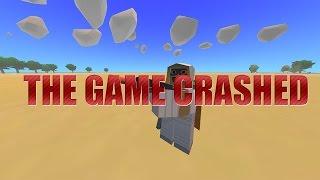 Unturned Türkçe The Game Crashed Hatası Çözümü