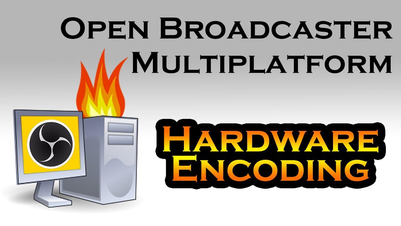 Prefer hardware encoding obs