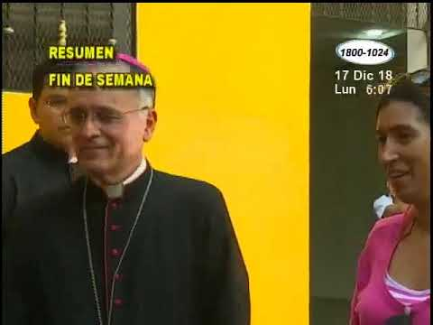 Monseñor Báez expresó que la crisis reveló la realidad de Nicaragua