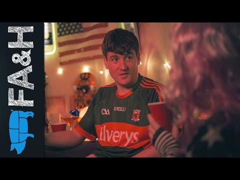 Irish Lad on J1 chats up American Girl - Foil Arms and Hog