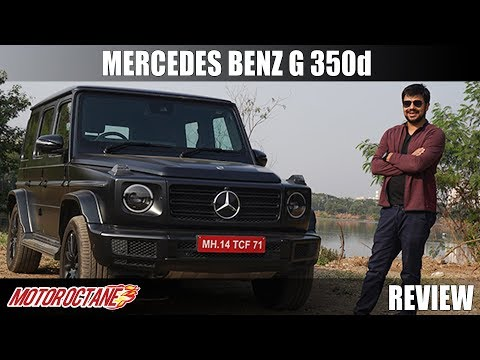 Mercedes G350d Review  - This SUV Is LIT!