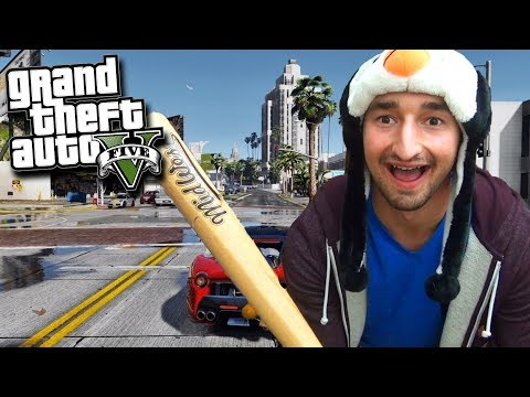 JEROME YOU ARE THE WORST AT THIS - GTA V w/JeromeASF