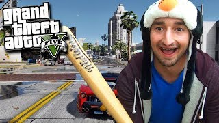 JEROME YOU ARE THE WORST AT THIS - GTA V w/JeromeASF thumbnail