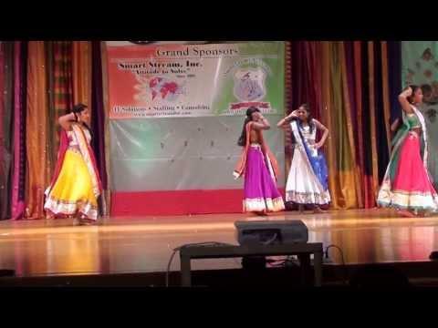 Rhythms 2013 Omaha - Snigdha and Friends - Bollywood Medley