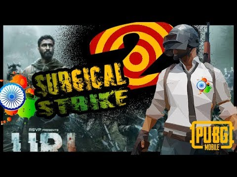 🔴URI 2 In Pubg Mobile | Surgical Strike 2 | India Vs Pak Terrorists PROUD TO BE INDIAN🔴