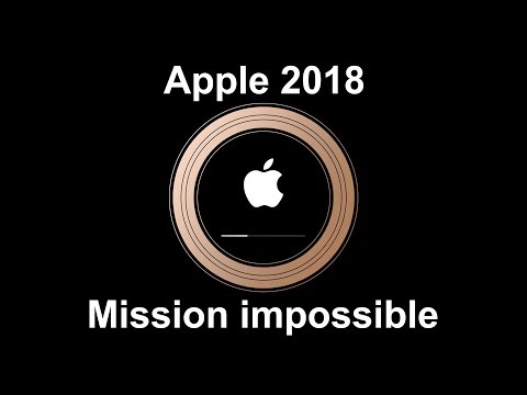 Apple Mission Impossible IPhone XS Short Intro Movie
