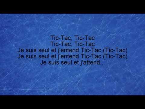 Black M - Tic-Tac (audio + lyrics)