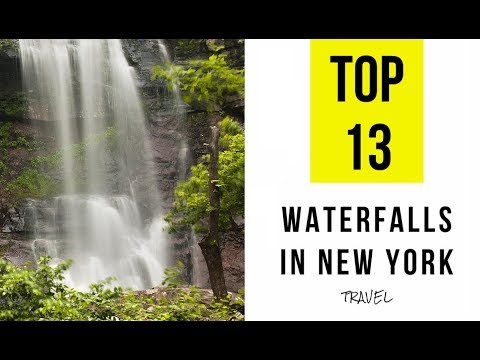 TOP 13. Best Waterfalls in New York State