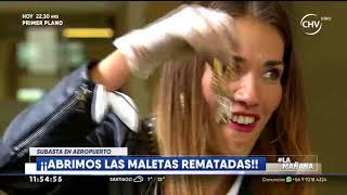 Panel de La Mañana abrió maletas rematadas de aeropuerto - La Mañana  (2/3)
