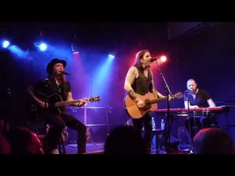 Mike Tramp (Trio) - Trust In Yourself - Kopenhagen (Bremen Teater) 18.11.2014