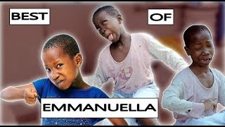 Funniest Emmanuella videos 2017 | New Emmanuella Mark Angel Comedy Videos Compilation