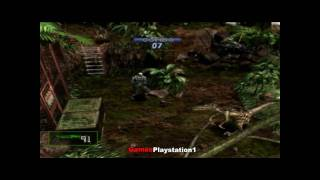 Dino Crisis 2 ps1 Gameplay HD [Best Of]